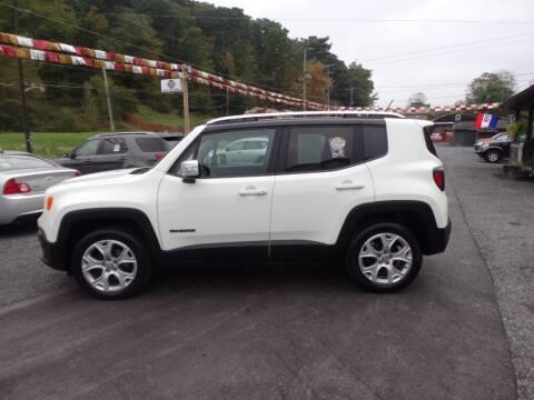 2016 Jeep Renegade for sale at RJ McGlynn Auto Exchange in West Nanticoke PA
