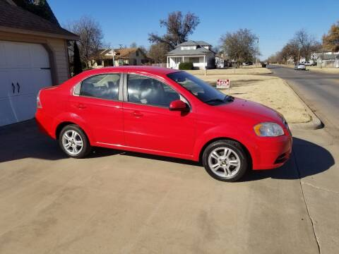 2011 Chevrolet Aveo for sale at Eastern Motors in Altus OK