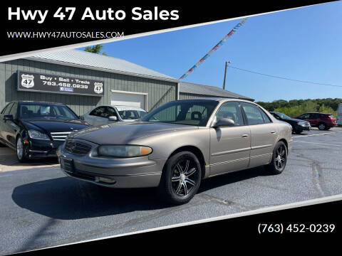 2002 Buick Regal for sale at Hwy 47 Auto Sales in Saint Francis MN