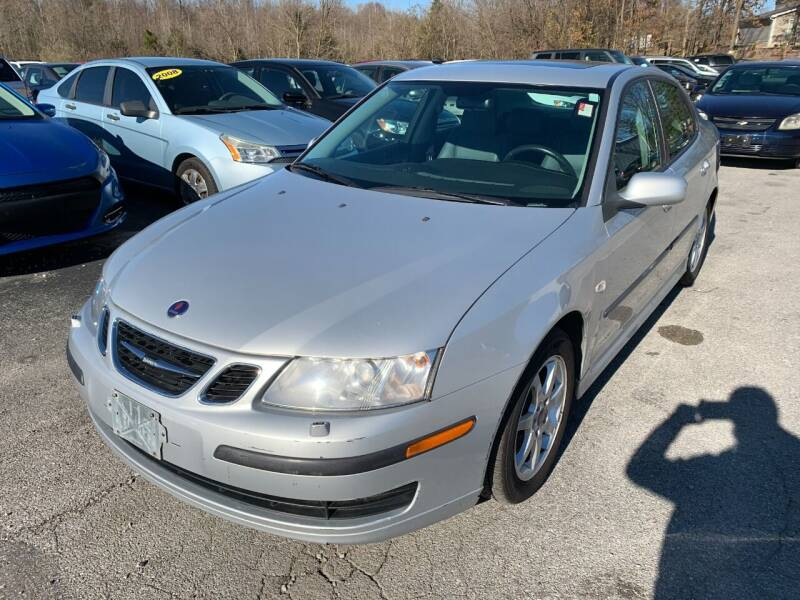 2006 Saab 9-3 for sale at Best Buy Auto Sales in Murphysboro IL