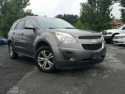 2012 Chevrolet Equinox for sale at GLOVECARS.COM LLC in Johnstown NY