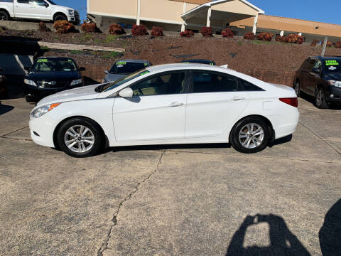 2012 Hyundai Sonata for sale at State Line Motors in Bristol VA