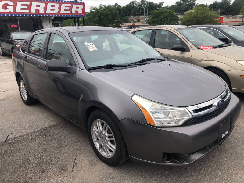 2011 Ford Focus for sale at Sonny Gerber Auto Sales in Omaha NE