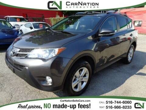 2013 Toyota RAV4 for sale at CarNation AUTOBUYERS Inc. in Rockville Centre NY