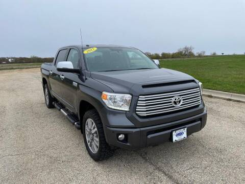 2017 Toyota Tundra for sale at Alan Browne Chevy in Genoa IL