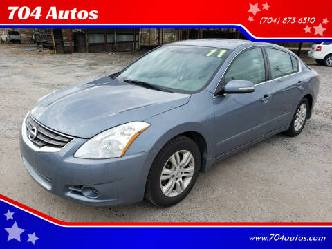2011 Nissan Altima for sale at 704 Autos in Statesville NC