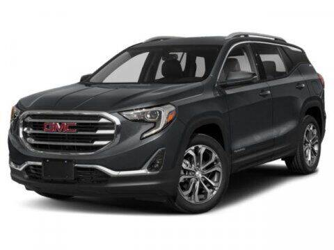 2018 GMC Terrain for sale at Choice Motors in Merced CA