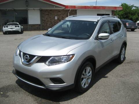 2016 Nissan Rogue for sale at Import Auto Connection in Nashville TN