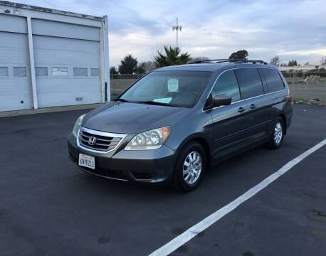 2010 Honda Odyssey for sale at My Three Sons Auto Sales in Sacramento CA