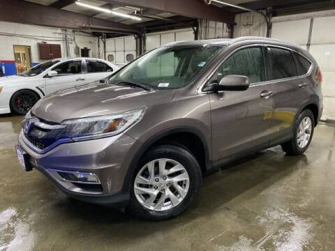2015 Honda CR-V for sale at Sonias Auto Sales in Worcester MA