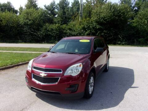 2010 Chevrolet Equinox for sale at Auto Sales Sheila, Inc in Louisville KY
