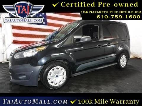 2014 Ford Transit Connect Cargo for sale at Taj Auto Mall in Bethlehem PA