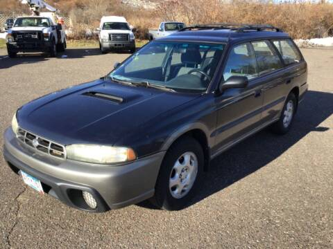 1997 Subaru Legacy for sale at Sparkle Auto Sales in Maplewood MN