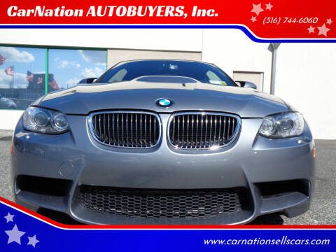 2009 BMW M3 for sale at CarNation AUTOBUYERS, Inc. in Rockville Centre NY