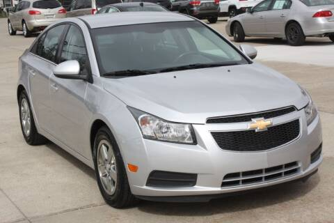 2014 Chevrolet Cruze for sale at Sandusky Auto Sales in Sandusky MI
