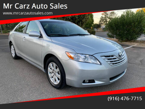 2007 Toyota Camry for sale at Mr Carz Auto Sales in Sacramento CA