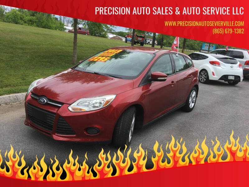 2013 Ford Focus for sale at Precision Auto Sales & Auto Service LLC in Sevierville TN