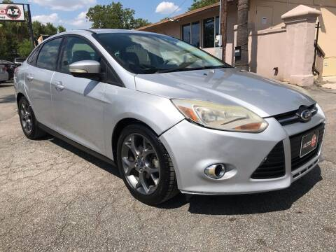 2013 Ford Focus for sale at Auto A to Z / General McMullen in San Antonio TX