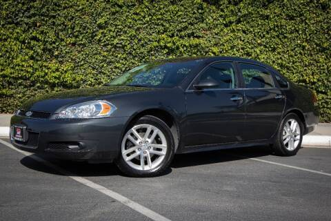 2014 Chevrolet Impala Limited for sale at 605 Auto  Inc. in Bellflower CA
