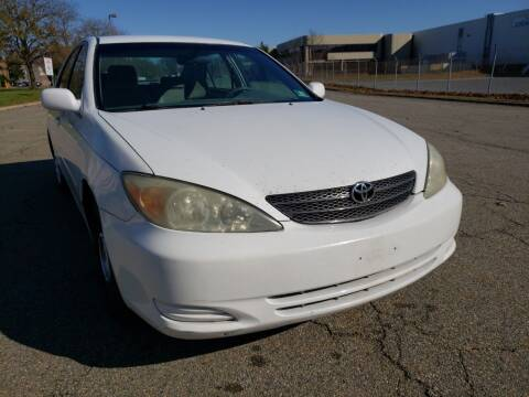 2003 Toyota Camry for sale at Premium Motors in Rahway NJ