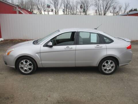2009 Ford Focus for sale at Chaddock Auto Sales in Rochester MN