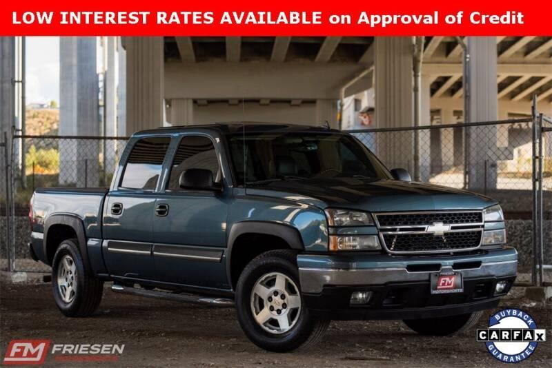 2006 Chevrolet Silverado 1500 for sale at Friesen Motorsports in Tacoma WA
