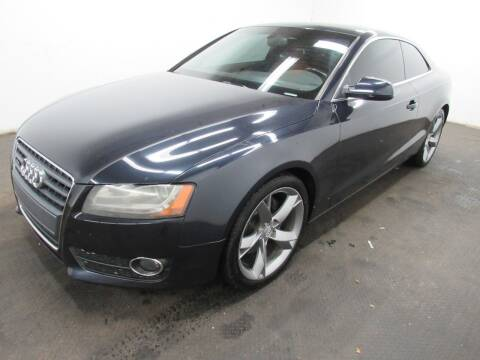 2012 Audi A5 for sale at Automotive Connection in Fairfield OH