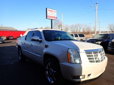 2007 Cadillac Escalade EXT for sale at Marty's Auto Sales in Savage MN