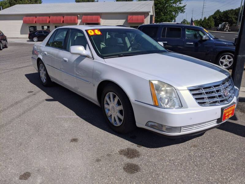 2006 Cadillac DTS for sale at Progressive Auto Sales in Twin Falls ID