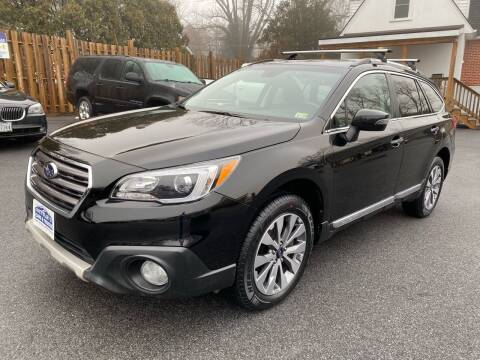 2017 Subaru Outback for sale at SETTLE'S CARS & TRUCKS in Flint Hill VA