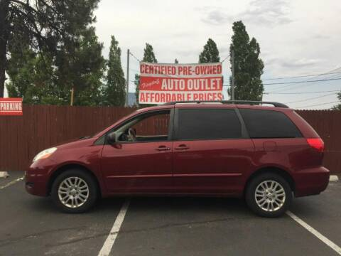 2010 Toyota Sienna for sale at Flagstaff Auto Outlet in Flagstaff AZ
