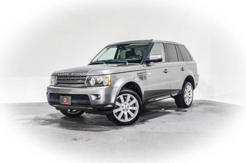 2010 Land Rover Range Rover Sport for sale at CarXoom in Marietta GA