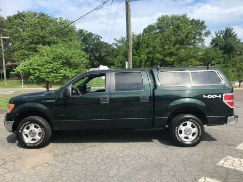 2013 Ford F-150 for sale at ABC Auto Sales (Culpeper) - Barboursville Location in Barboursville VA