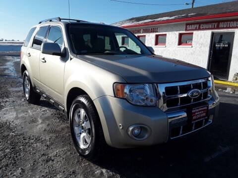 2011 Ford Escape for sale at Sarpy County Motors in Springfield NE