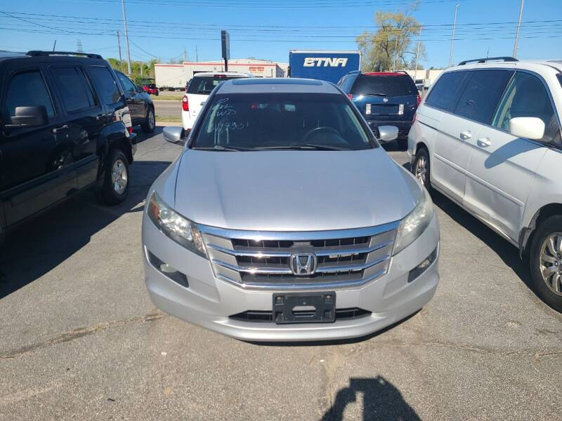 2010 Honda Accord Crosstour for sale at All State Auto Sales, INC in Kentwood MI