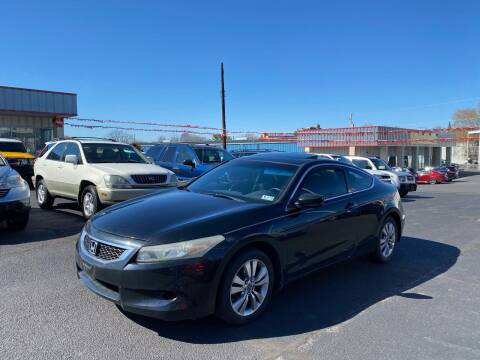 2010 Honda Accord for sale at FIESTA MOTORS in Hagerstown MD