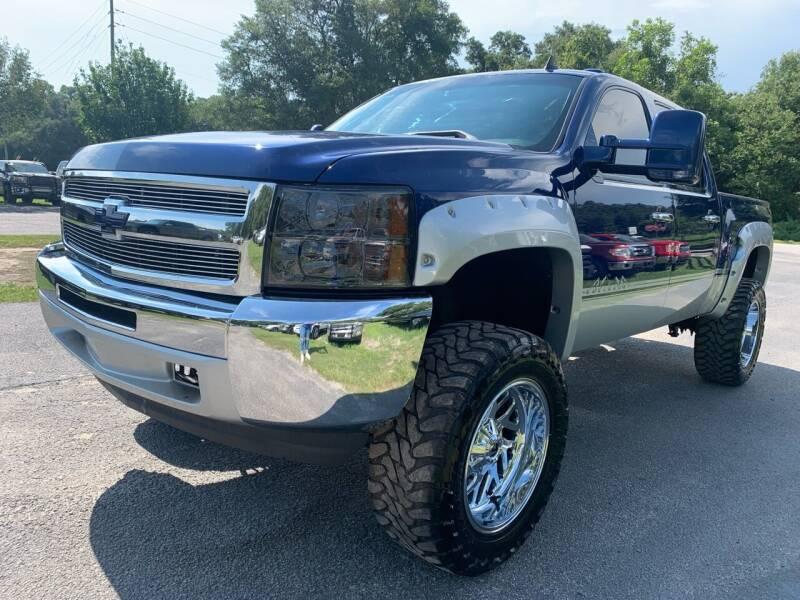2013 Chevrolet Silverado 1500 for sale at Gator Truck Center of Ocala in Ocala FL
