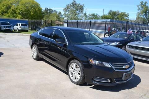 2015 Chevrolet Impala for sale at Preferable Auto LLC in Houston TX