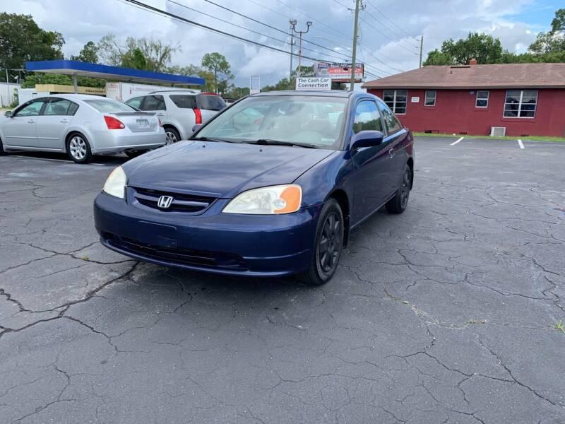2002 Honda Civic for sale at Sam's Motor Group in Jacksonville FL