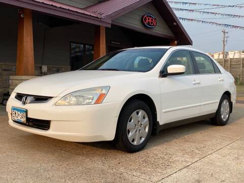 2003 Honda Accord for sale at Affordable Auto Sales in Cambridge MN