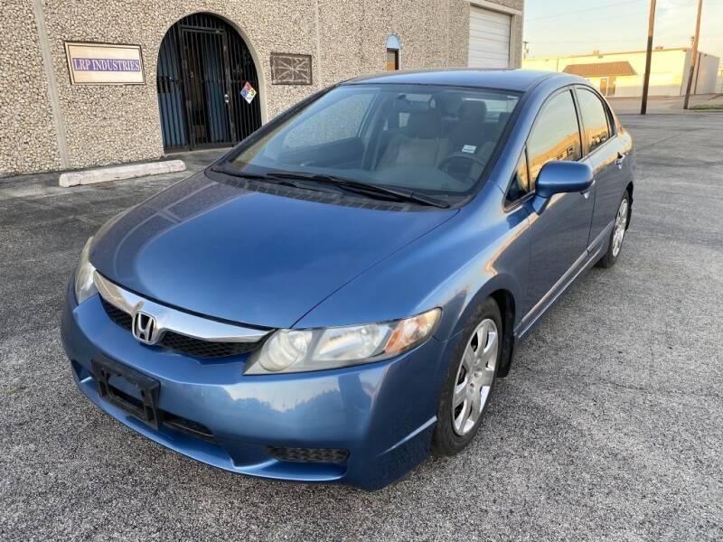 2011 Honda Civic for sale at Evolution Motors LLC in Dallas TX