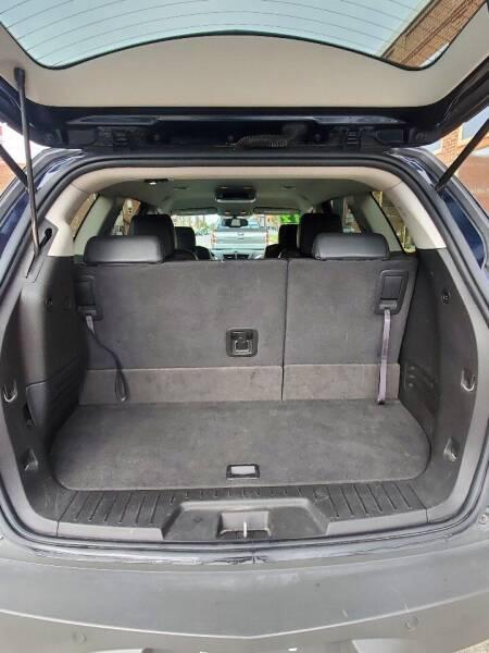 2012 Chevrolet Traverse AWD LT 4dr SUV w/ 2LT - Chariton IA