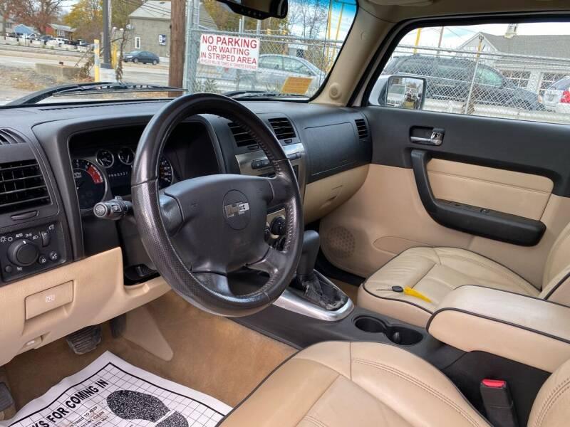 2007 HUMMER H3 Luxury 4dr SUV 4WD - Warwick RI