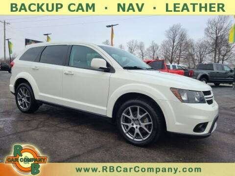 2015 Dodge Journey for sale at R & B CAR CO - R&B CAR COMPANY in Columbia City IN