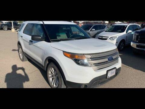 2015 Ford Explorer for sale at Samcar Inc. in Albuquerque NM