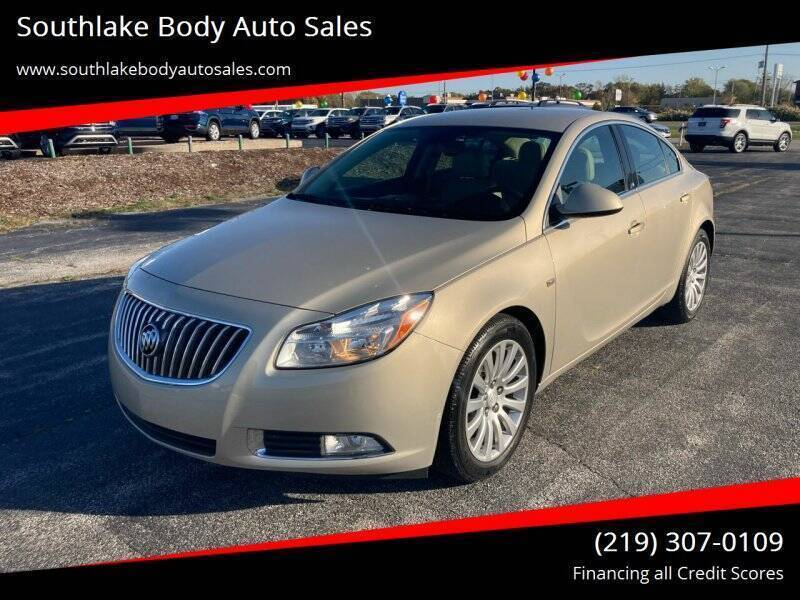 2011 Buick Regal CXL w Heated Leather - 81k miles - $247 /month - Merrillville IN