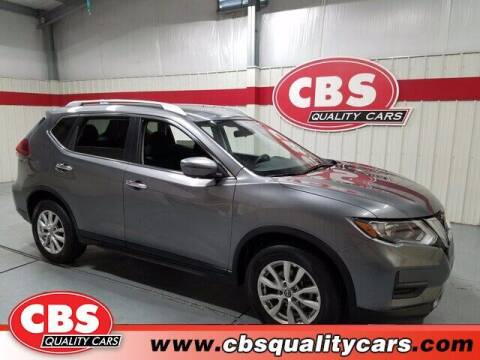 2019 Nissan Rogue for sale at CBS Quality Cars in Durham NC