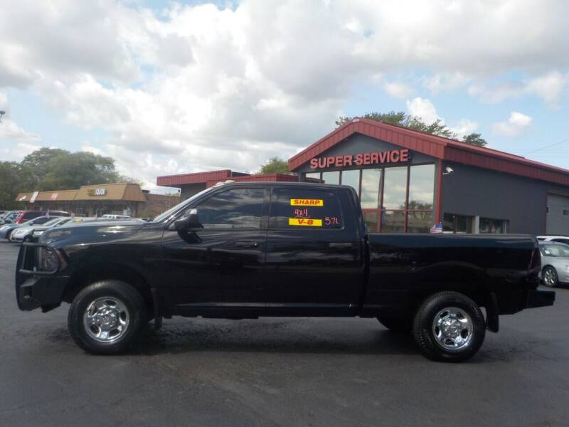 2012 RAM Ram Pickup 2500 for sale at Super Service Used Cars in Milwaukee WI