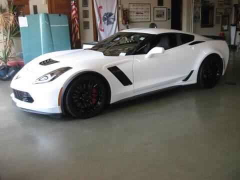 2019 Chevrolet Corvette for sale at Jacksons Auto Sales in Landisville PA