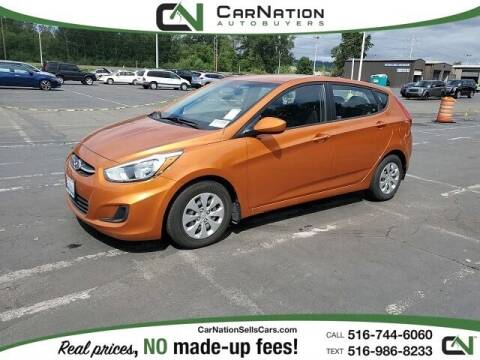 2015 Hyundai Accent for sale at CarNation AUTOBUYERS Inc. in Rockville Centre NY